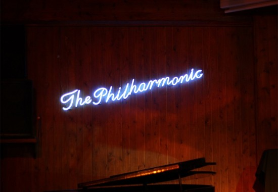 Tour Virtual de Google The Philharmonic