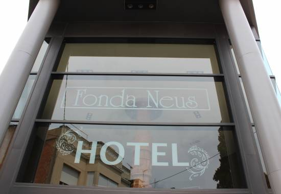 Tour Virtual de Google Hotel Fonda Neus