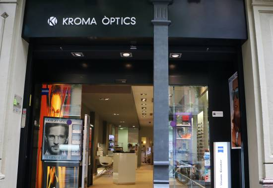Tour Virtual de Google Kroma Optics