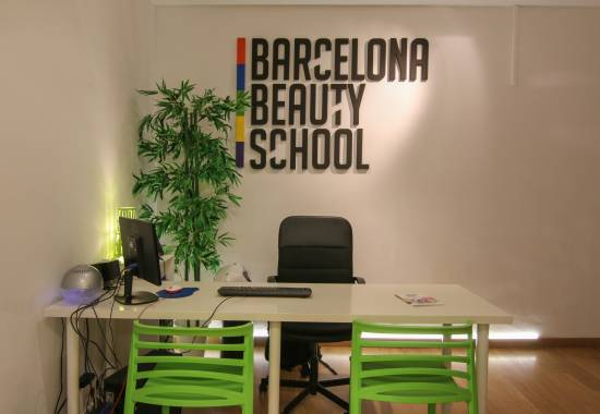 Tour Virtual de Google Barcelona Beauty School