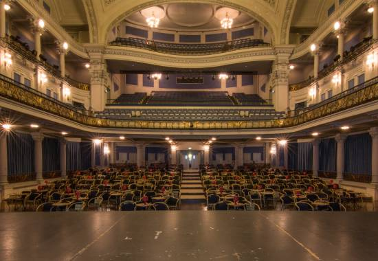 Tour Virtual de Google Teatre Coliseum