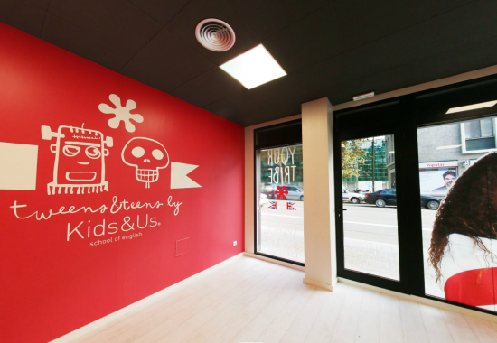 Tour virtual interactivo Kids & Us Llacuna