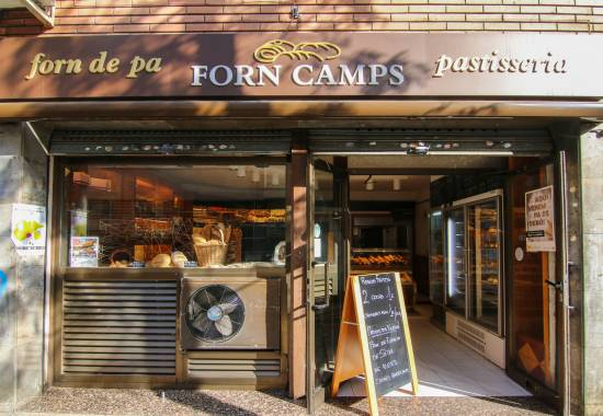 Tour Virtual de Google Forn Camps Granados
