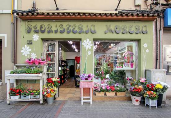 Tour Virtual de Google Floristeria Morera