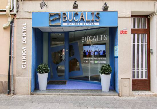 Tour Virtual de Google Clinica Dental Bucalis