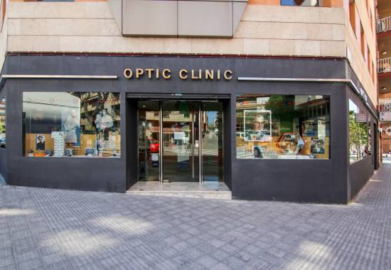 Tour Virtual de Google Optic Clinic