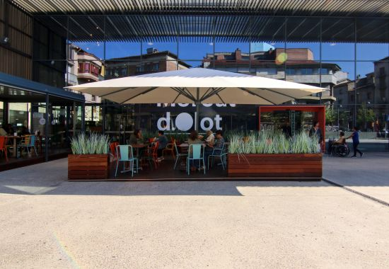 Tour Virtual de Google Mercat D'Olot
