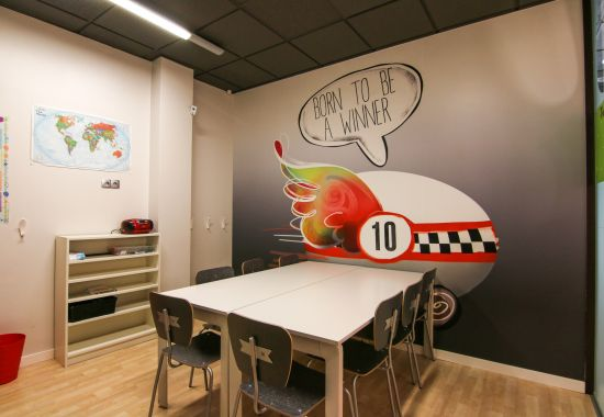 Tour Virtual de Google Kids & Us Rubi